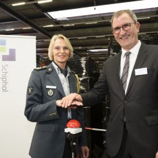Pilot Remote Scanning, Rhenus Logistics. Schiphol Smartgate Cargo.